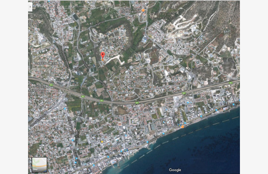 Large Building Plot with Unobstructed Sea Views in Mesovounia