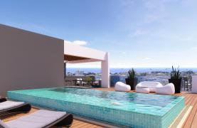 Modern Penthouse with a Private Swimming Pool in Potamos Germasogeia  - 20