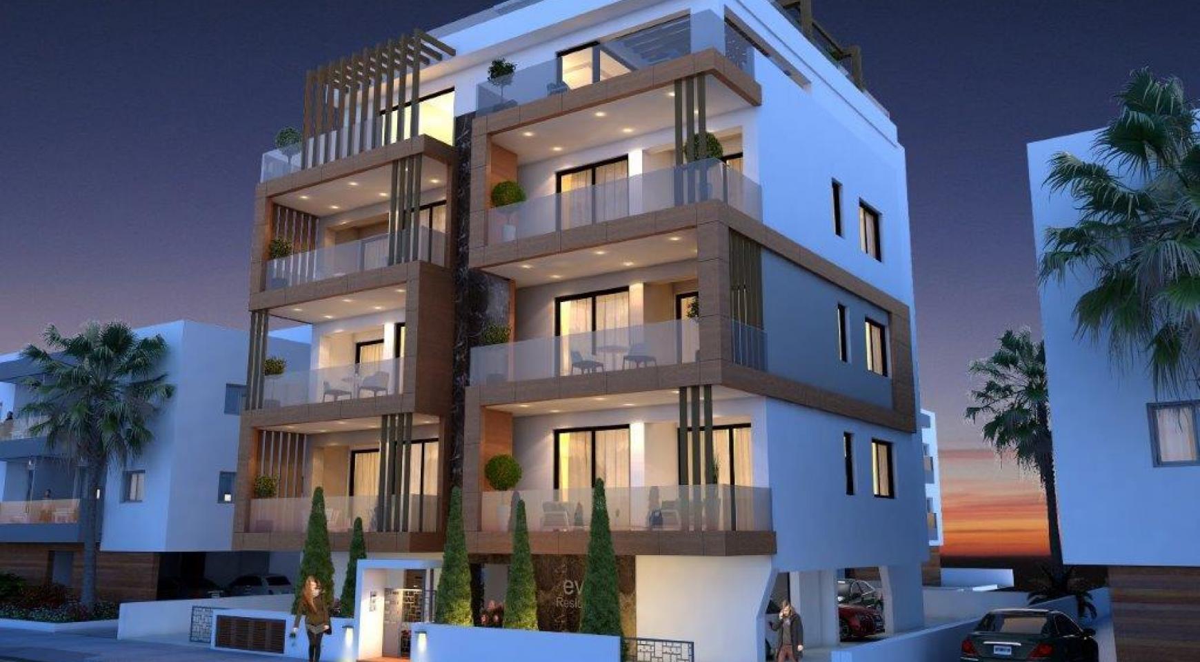 New 2 Bedroom Apartment in Enaerios Area  - 1