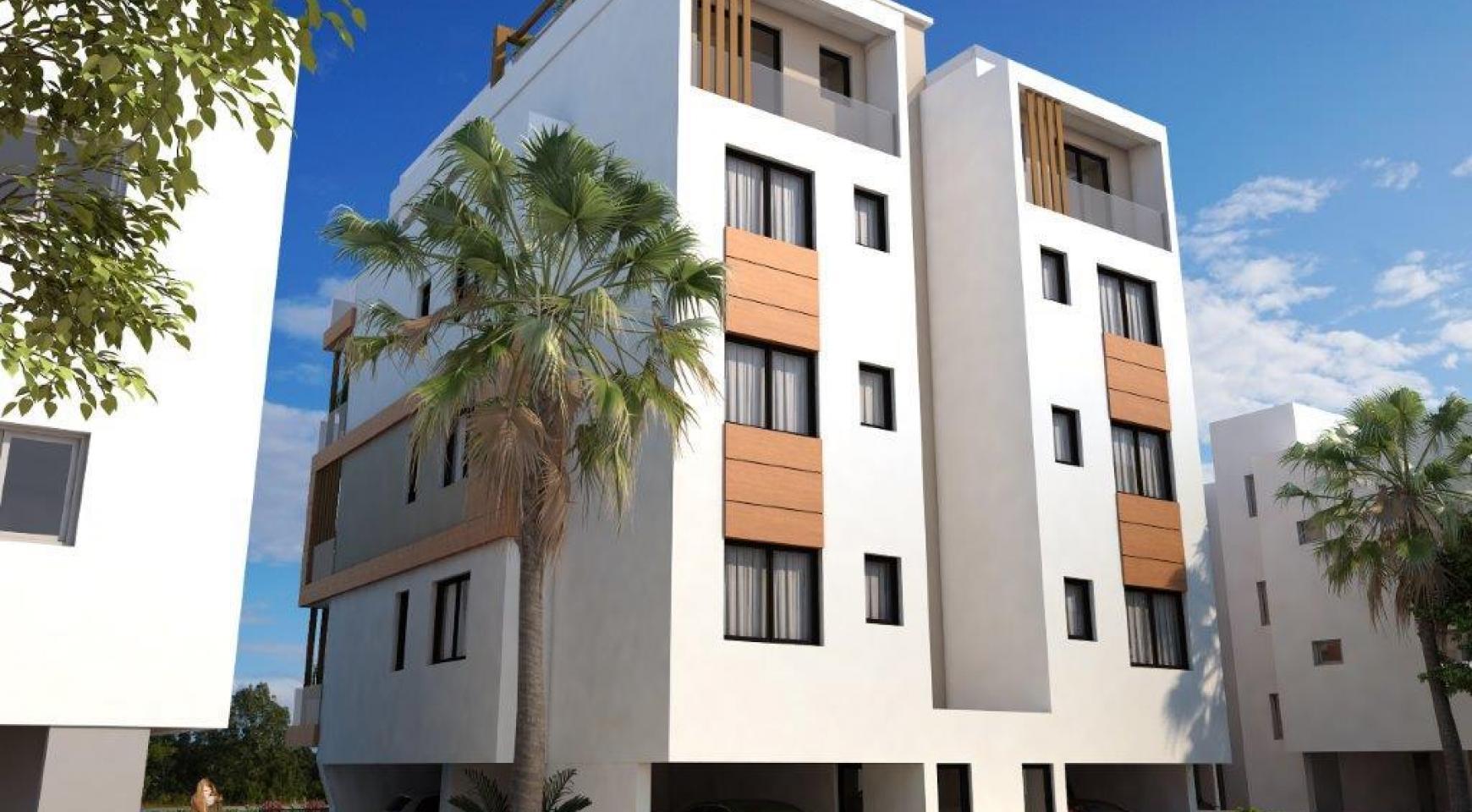 New 2 Bedroom Apartment in Enaerios Area  - 8