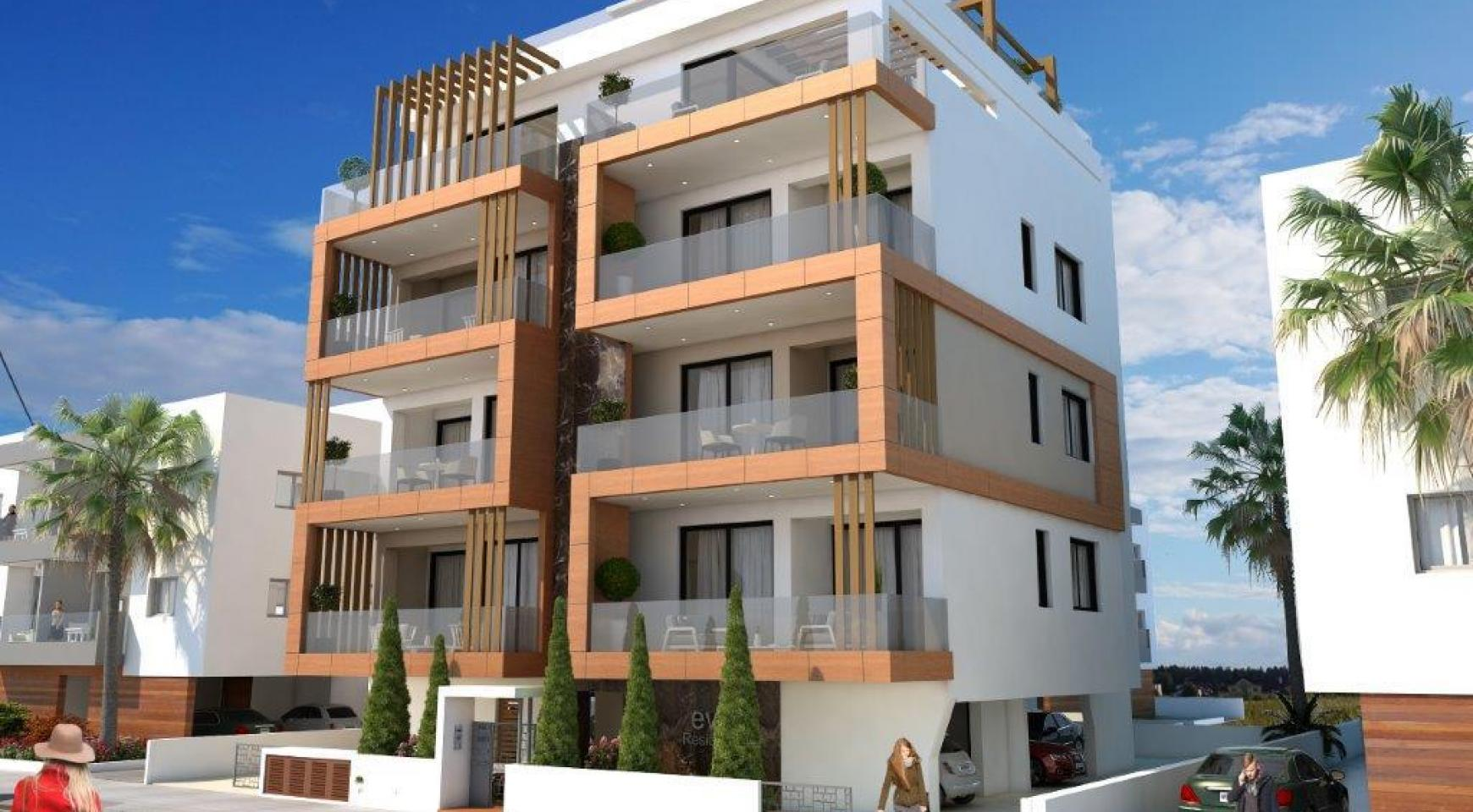 New 2 Bedroom Apartment in Enaerios Area  - 9