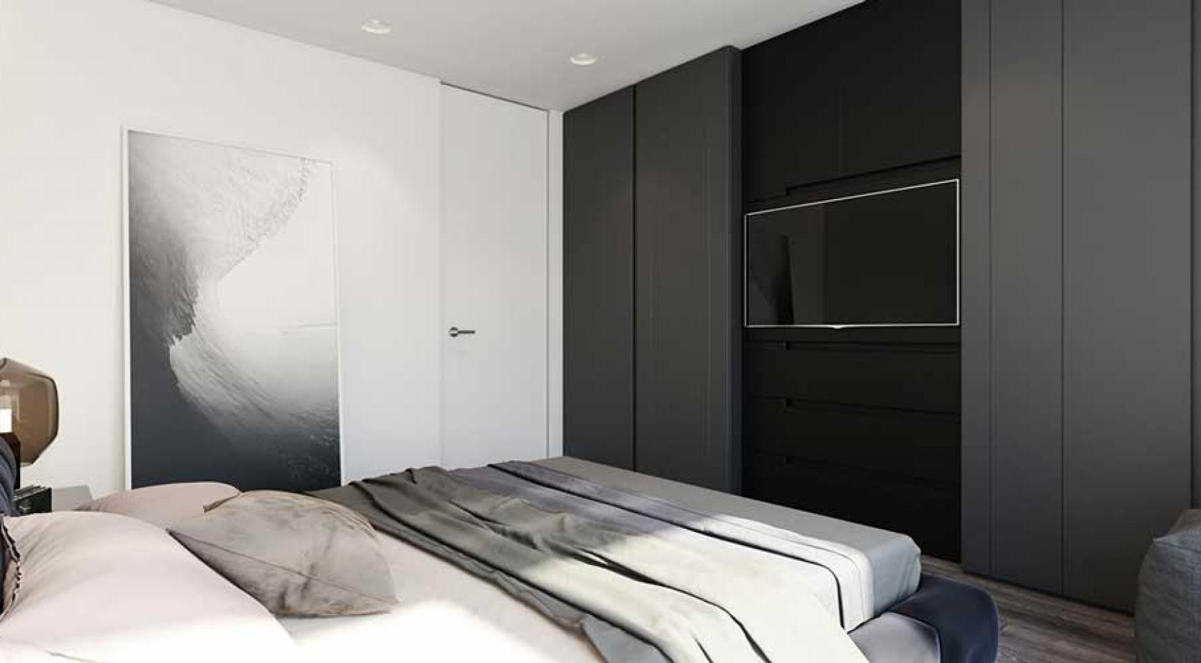 New 2 Bedroom Apartment in Enaerios Area  - 12