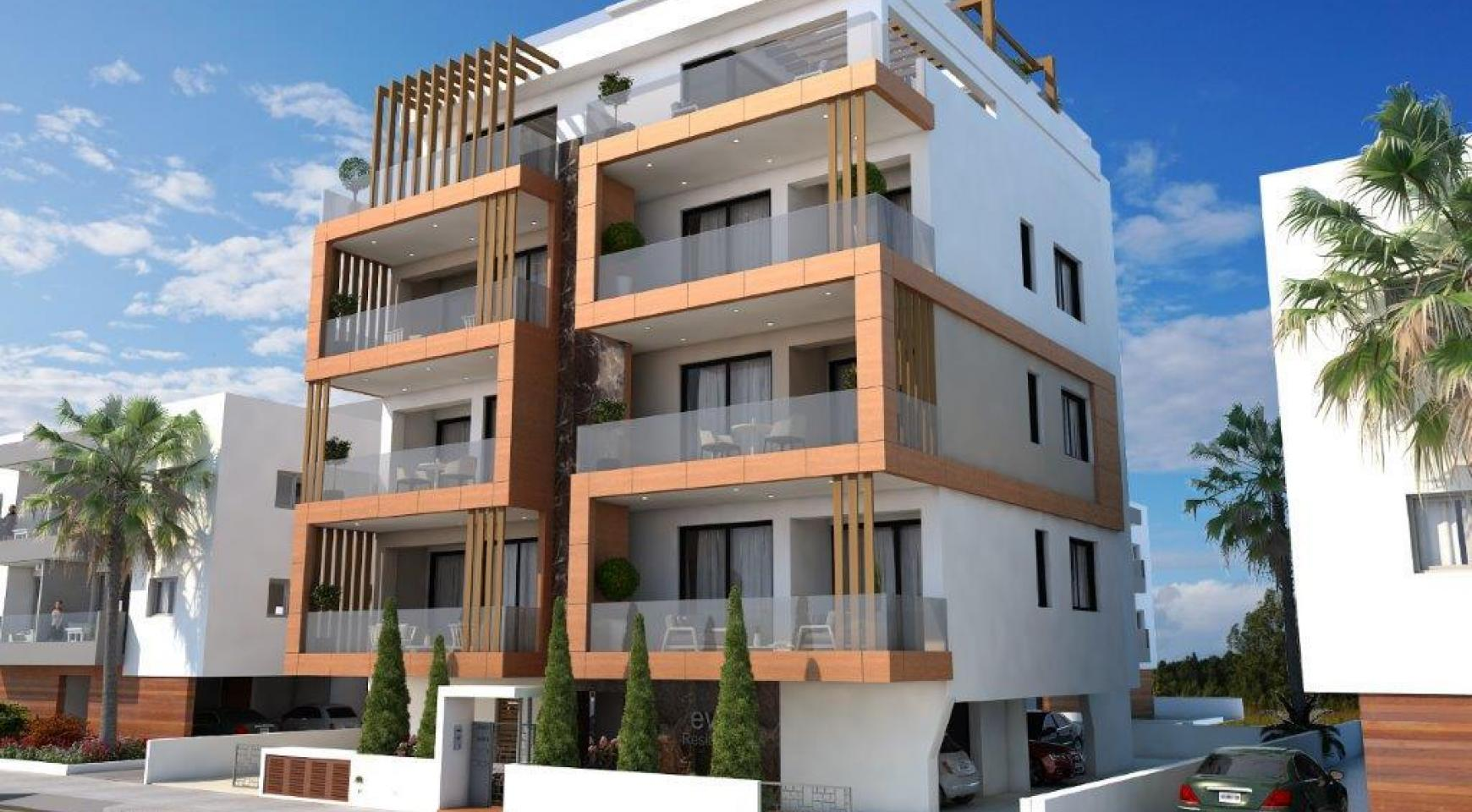 New 2 Bedroom Apartment in Enaerios Area  - 4