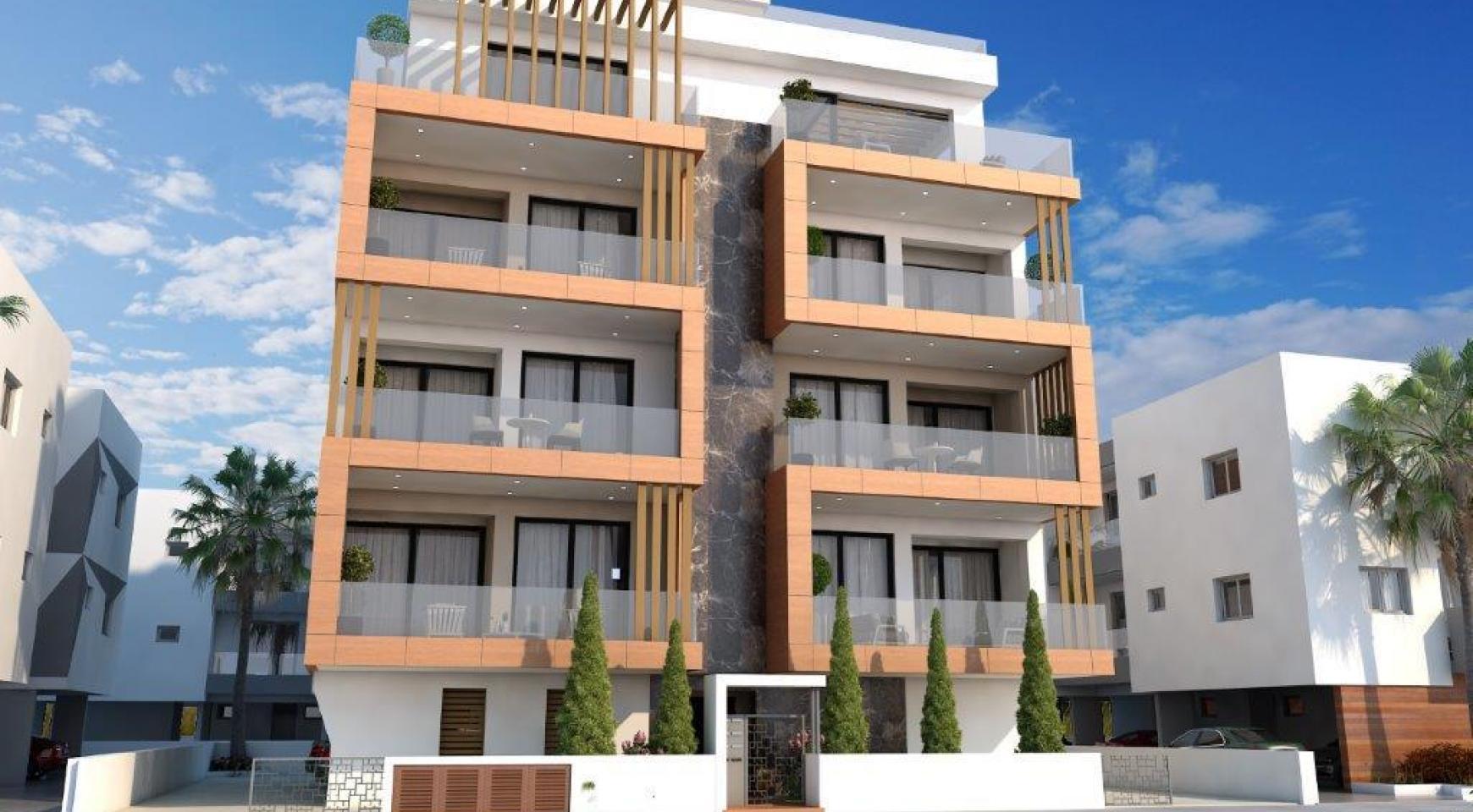 New 2 Bedroom Apartment in Enaerios Area  - 4