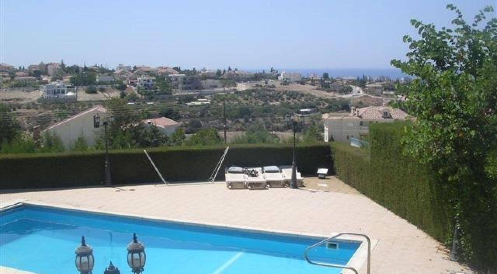 Classic Style 4 Bedroom Villa with Sea Views in Mesovounia Area - 1