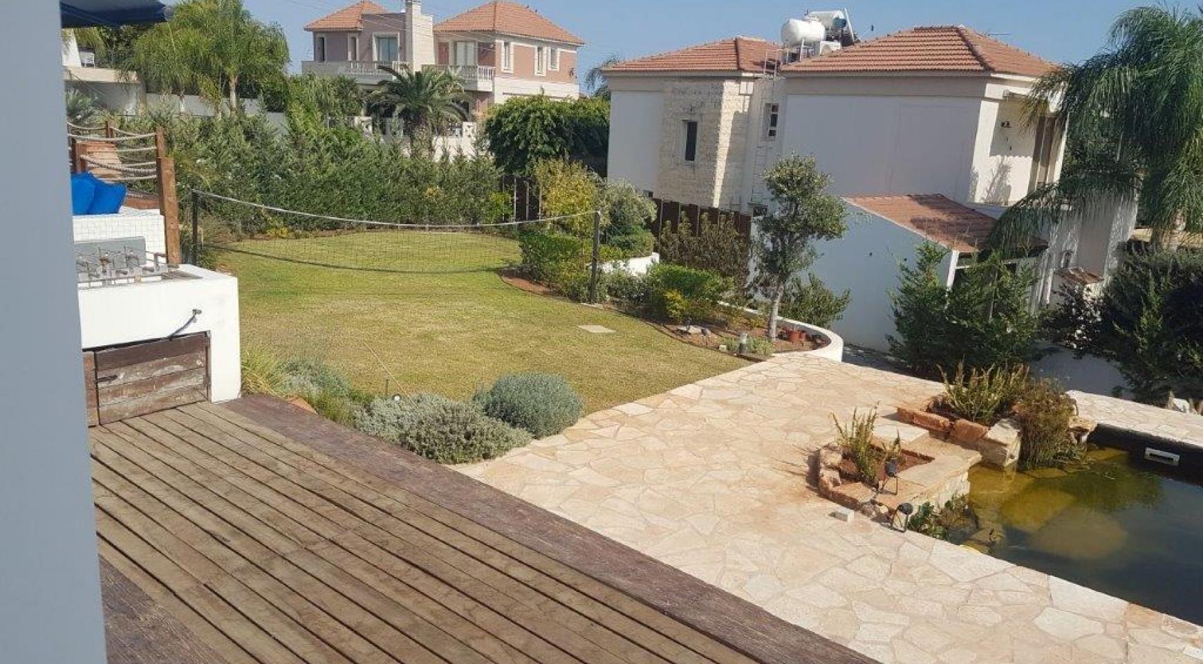 5 Bedroom Villa with Sea Views in Agios Tychonas Area - 2