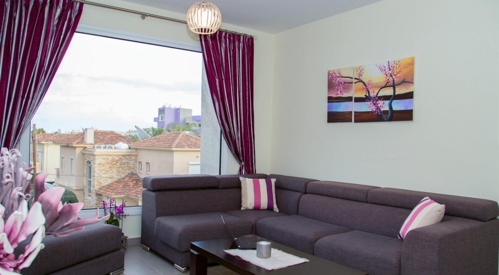 Luxury 2 Bedroom Apartment Christina 301 in the Tourist Area - 2