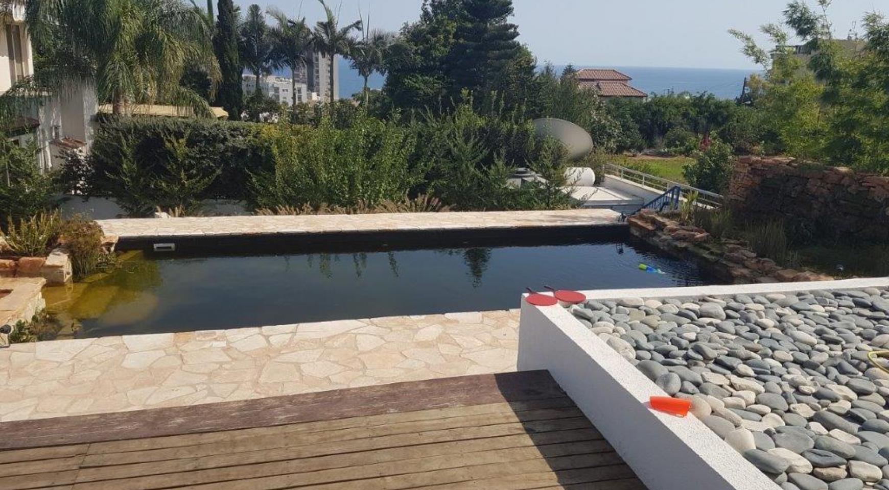 5 Bedroom Villa with Sea Views in Agios Tychonas Area - 8