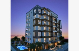 New Spacious One Bedroom Apartment in a Contemporary Complex near the Sea - 8