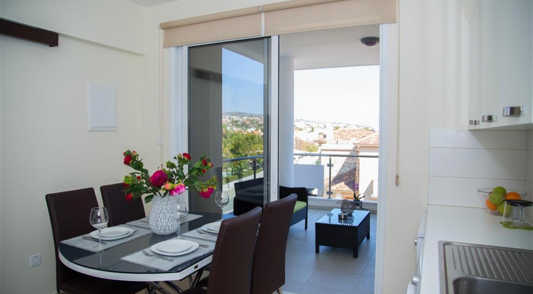 Modern 2 Bedroom Apartment in Potamos Germasogeia - 9