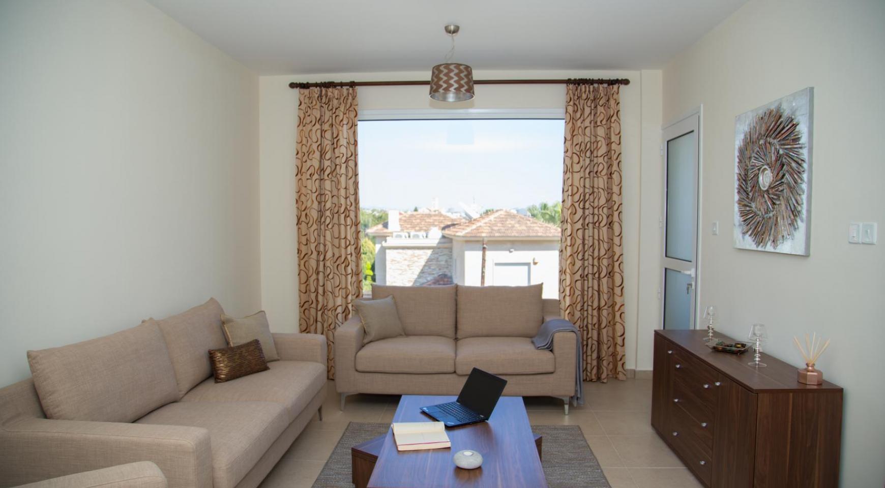 Modern 2 Bedroom Apartment in Potamos Germasogeia - 21