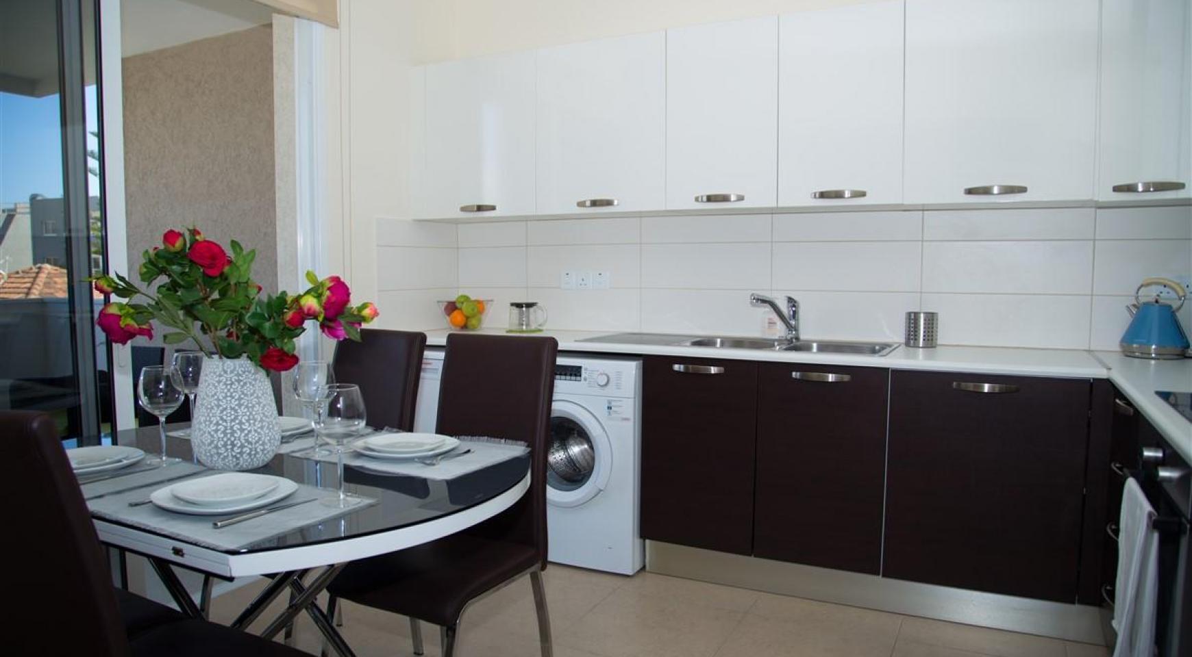 Modern 2 Bedroom Apartment in Potamos Germasogeia - 7