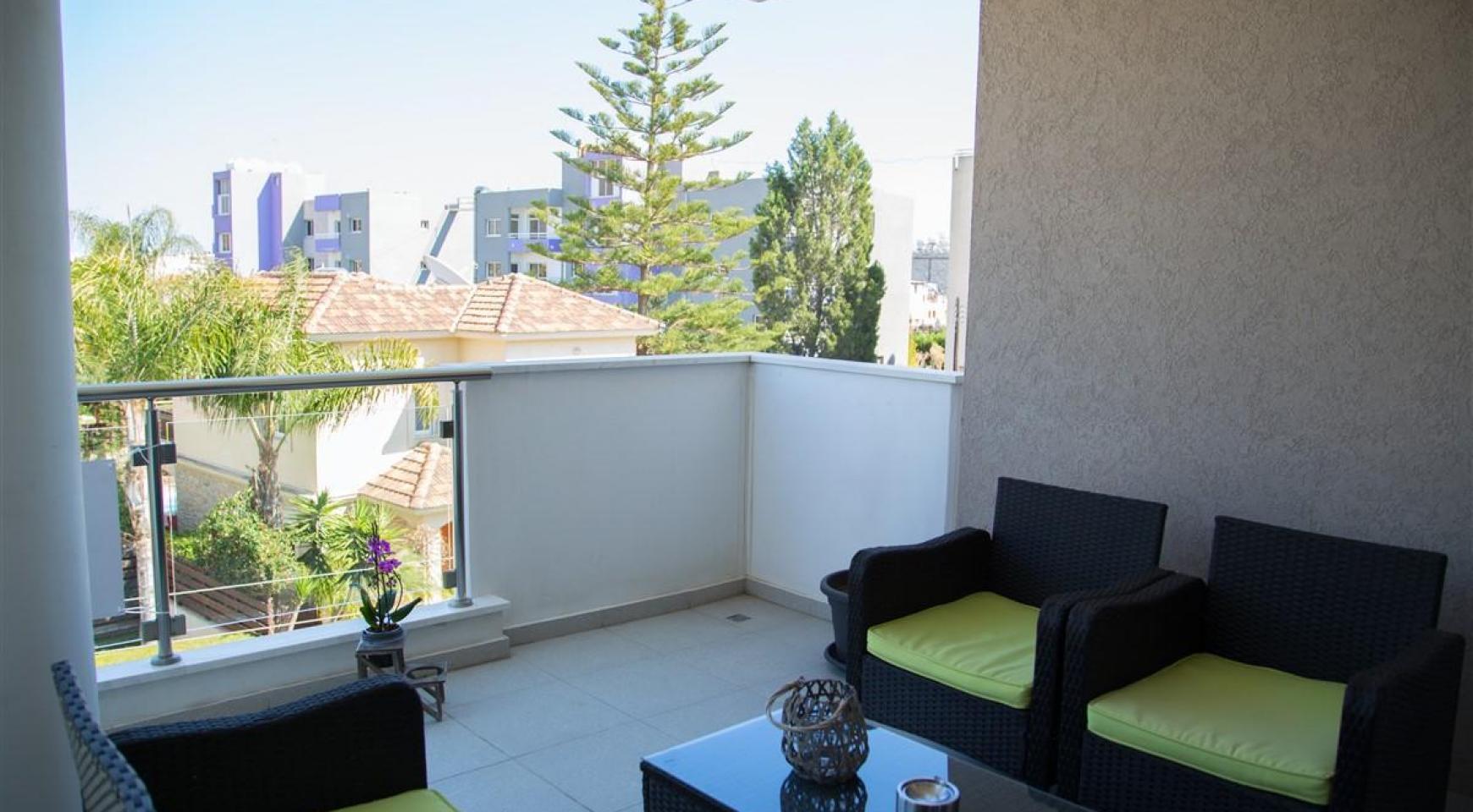 Modern 2 Bedroom Apartment in Potamos Germasogeia - 19