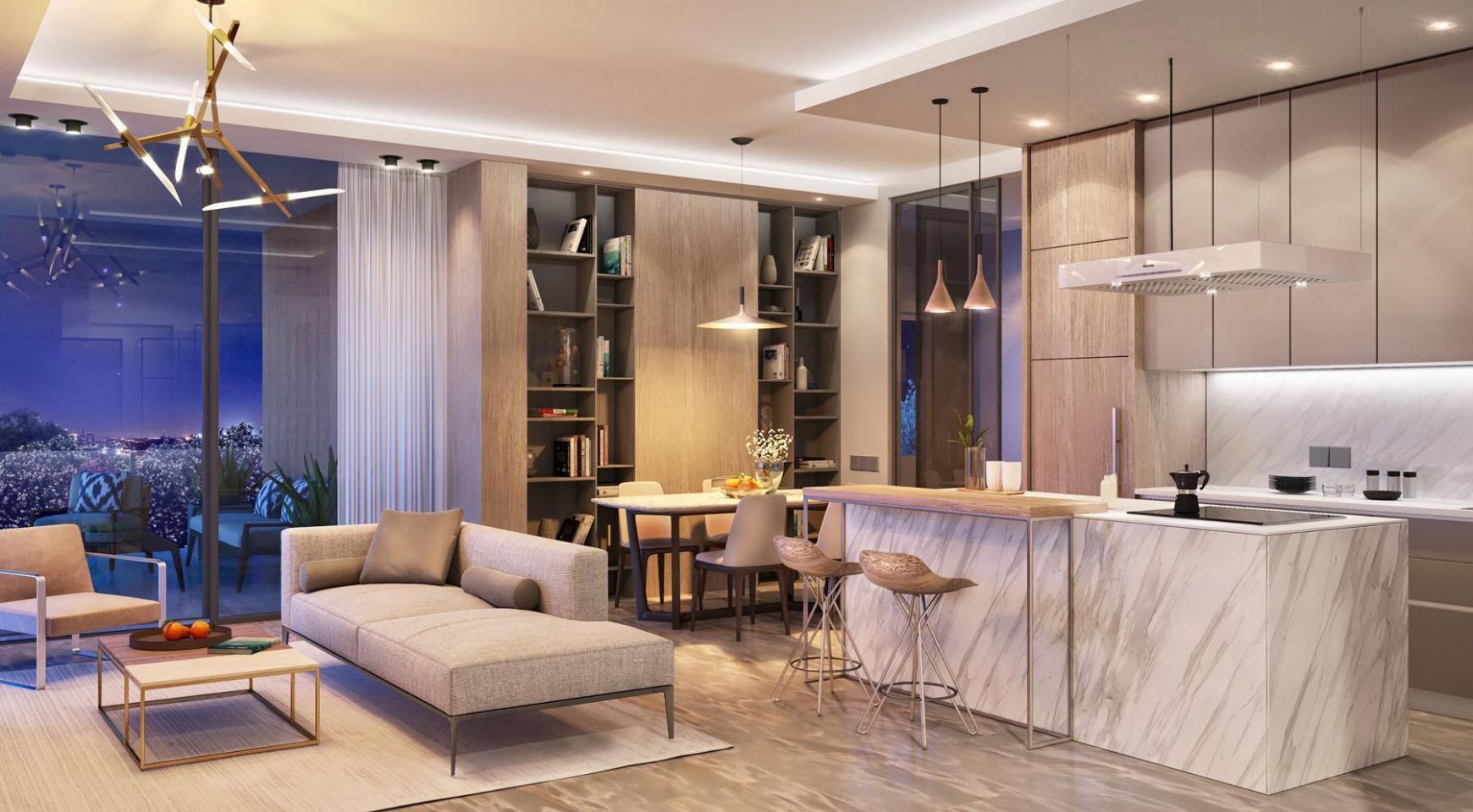Contemporary 3 Bedroom Apartment in a New Complex near the Sea - 1