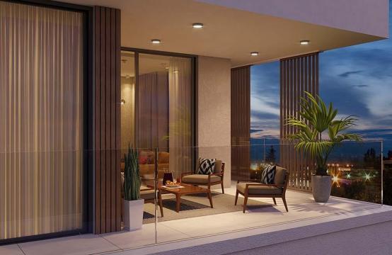 Contemporary 3 Bedroom Apartment in a New Complex near the Sea