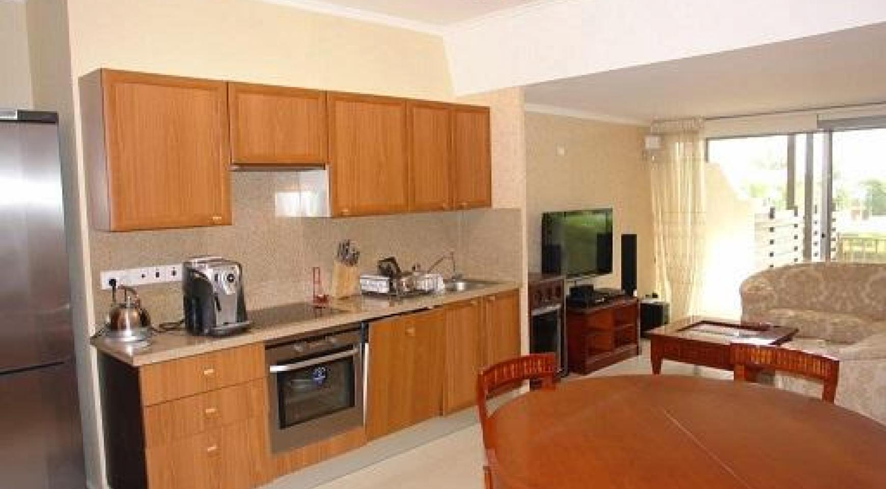 Cozy 3 Bedroom Apartment by the Sea in Potamos Germasogeia  - 2