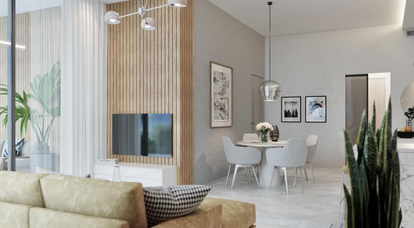 Contemporary 2 Bedroom Apartment in a New Complex near the Sea - 2