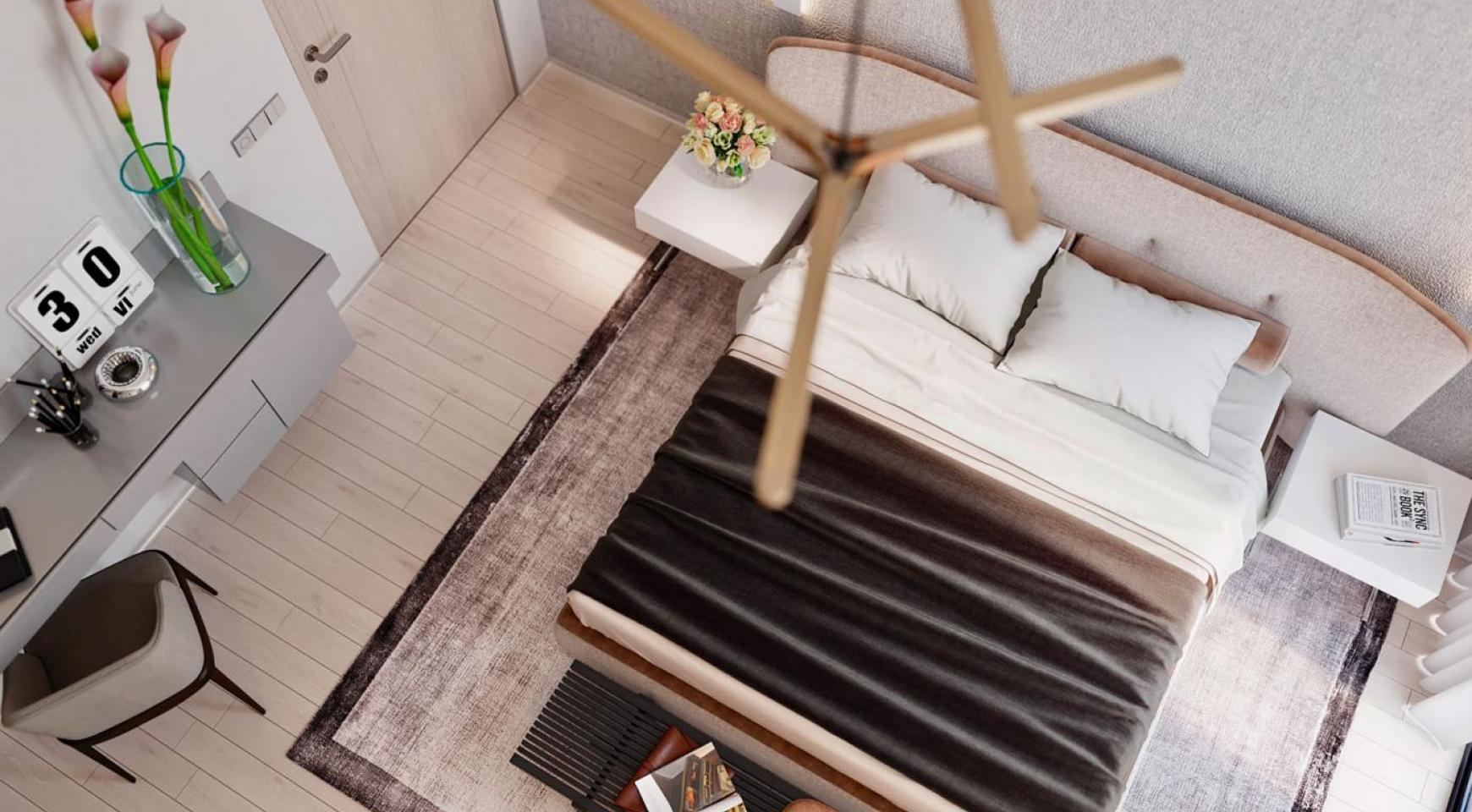 Contemporary 2 Bedroom Apartment in a New Complex near the Sea - 5