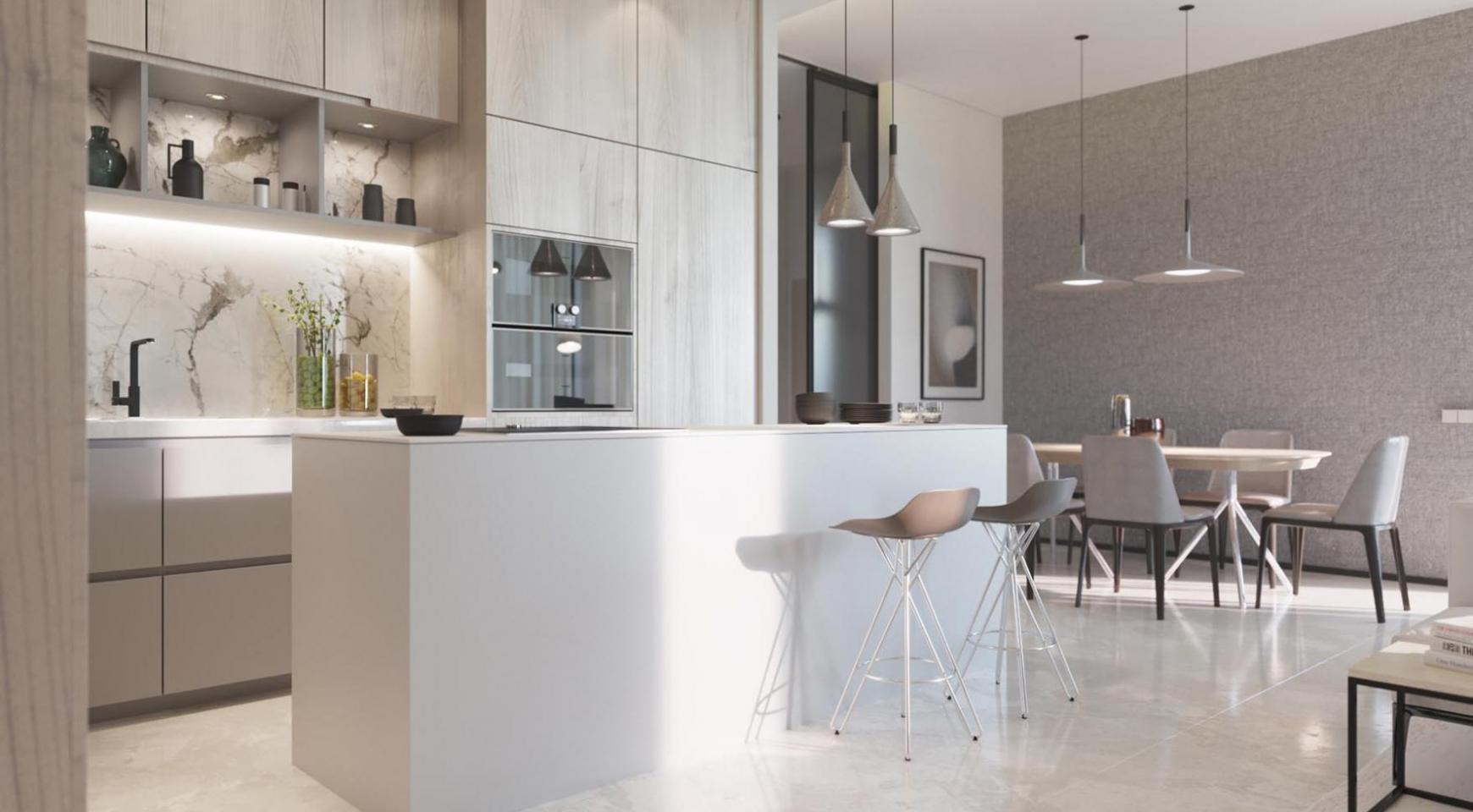 Contemporary 3 Bedroom Apartment in a New Complex near the Sea - 2