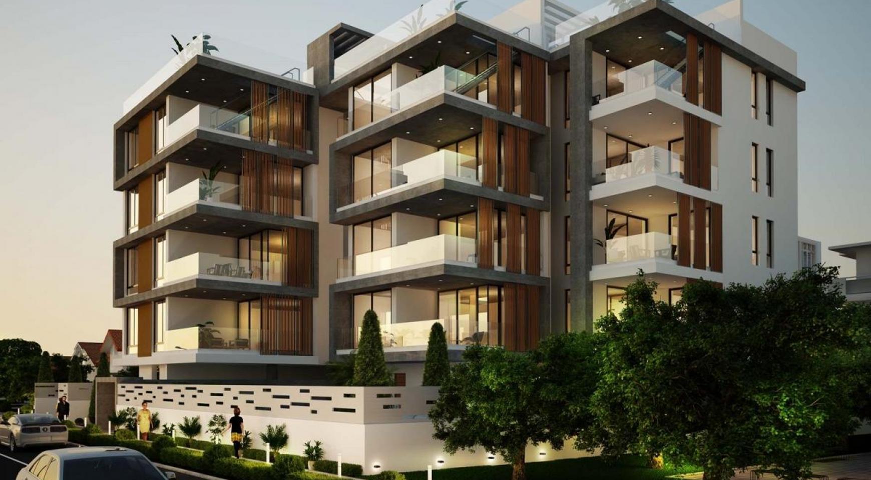 Contemporary 3 Bedroom Apartment in a New Complex near the Sea - 10