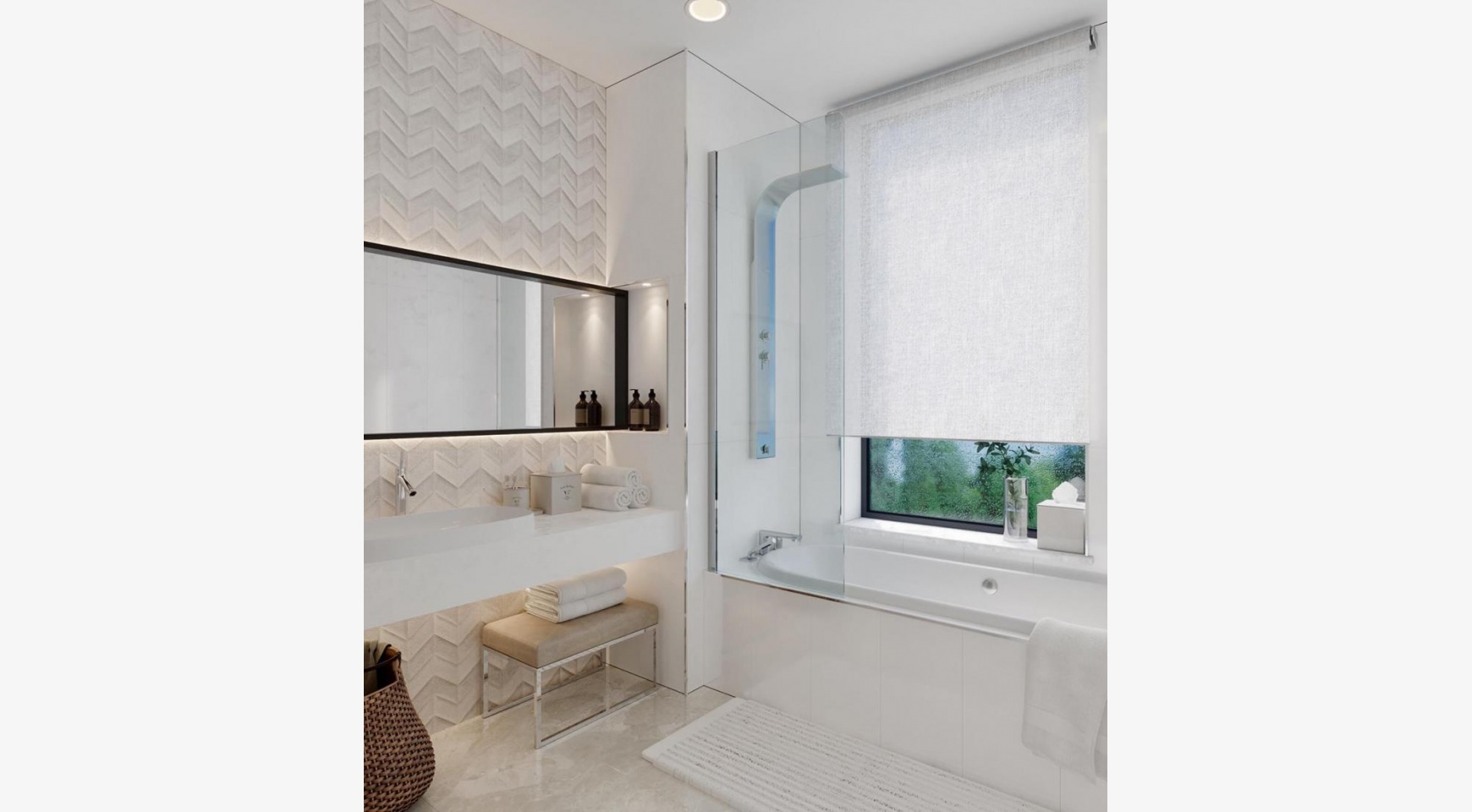 Contemporary 3 Bedroom Apartment in a New Complex near the Sea - 7