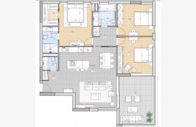 Contemporary 3 Bedroom Apartment in a New Complex near the Sea - 23