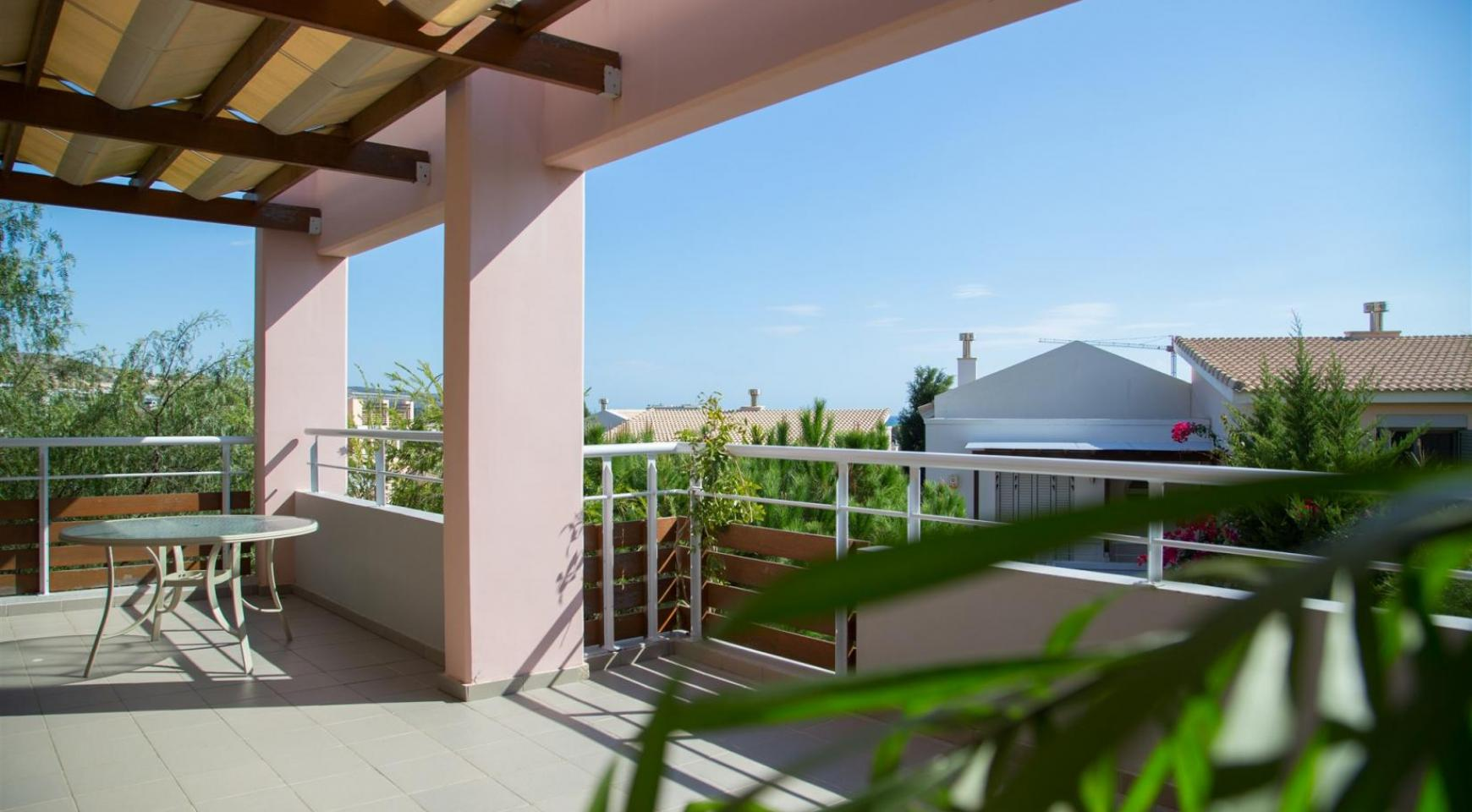 Luxury 2 Bedroom Duplex in the Complex near the Sea - 19