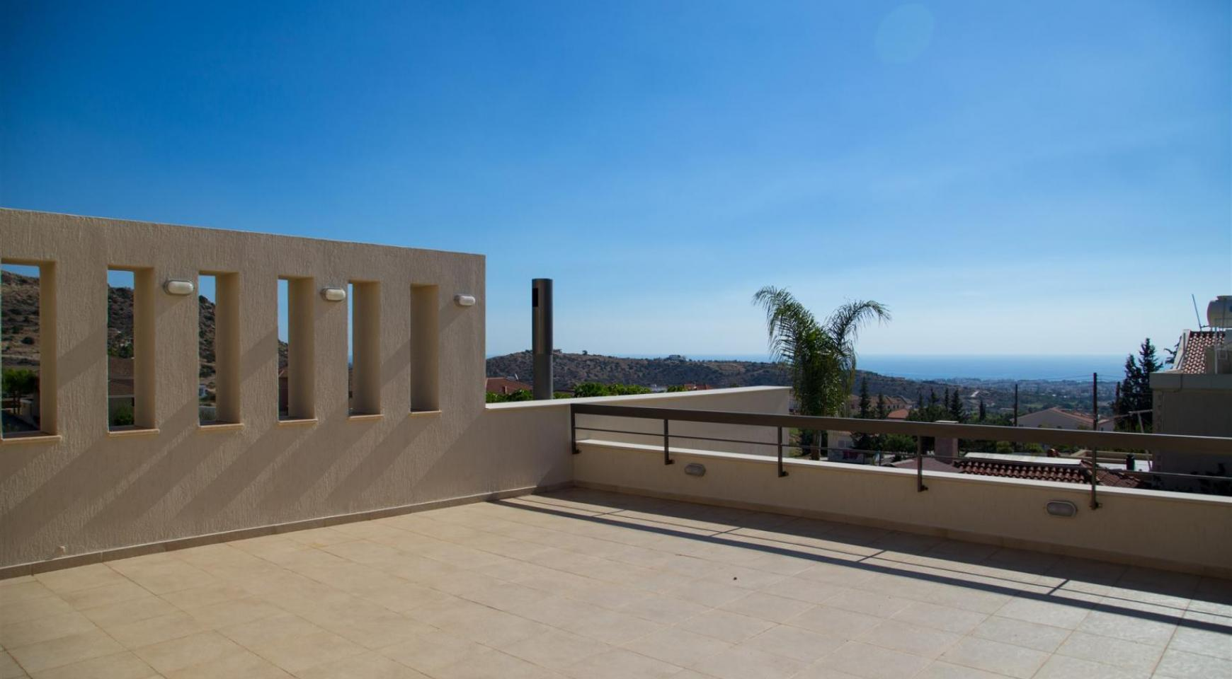 Modern Luxury 4 Bedroom Villa in Sfalagiotisa, Agios Athanasios - 8