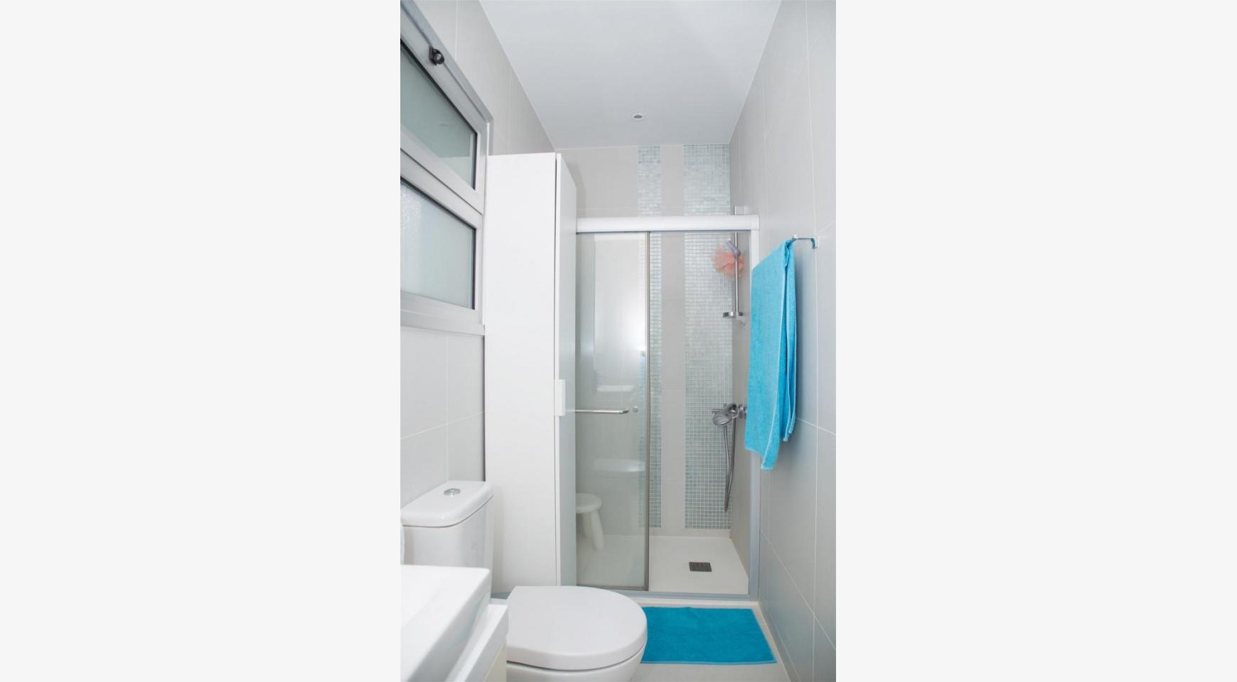 Contemporary 3 Bedroom Villa with Breathtaking Sea Views in Agios Tychonas - 16