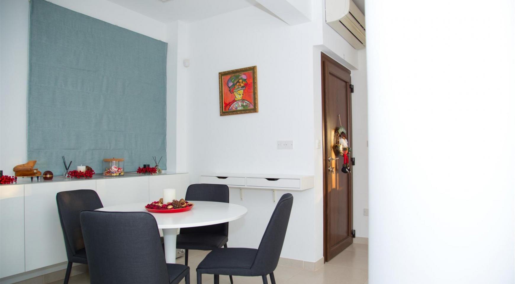 Contemporary 3 Bedroom Villa with Breathtaking Sea Views in Agios Tychonas - 11