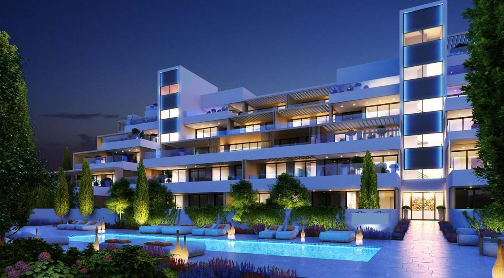 Luxurious 3 Bedroom Apartment in Panthea Area - 1