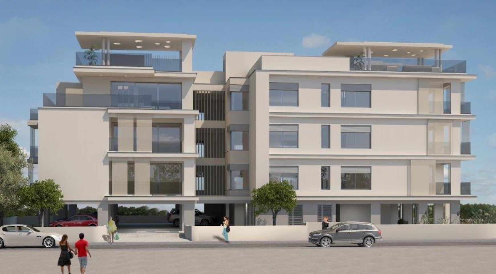 Modern 3 Bedroom Penthouse in a New Building in the City Centre - 5