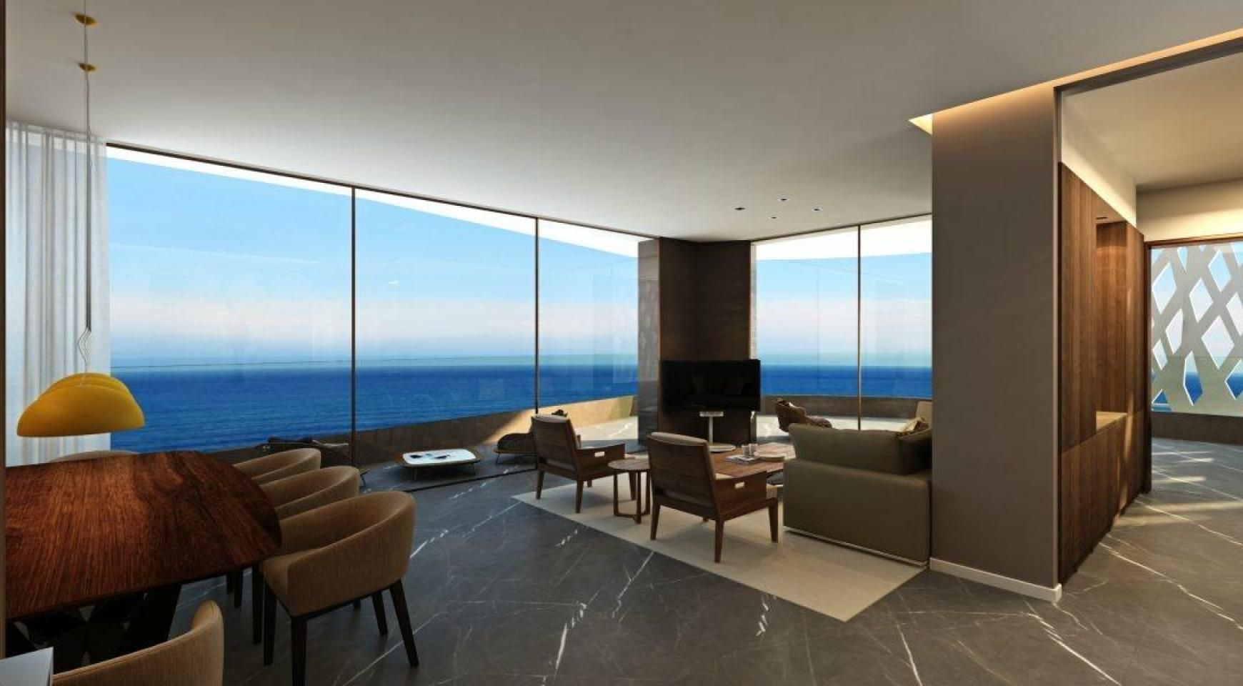 Modern 3 Bedroom Apartment in a New Unique Project by the Sea - 17
