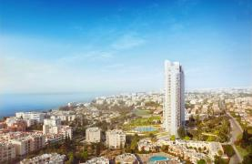 Sky Tower. Modern Spacious One Bedroom Apartment 302 near the Sea  - 41