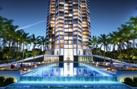 Sky Tower. Modern Spacious One Bedroom Apartment 302 near the Sea  - 33