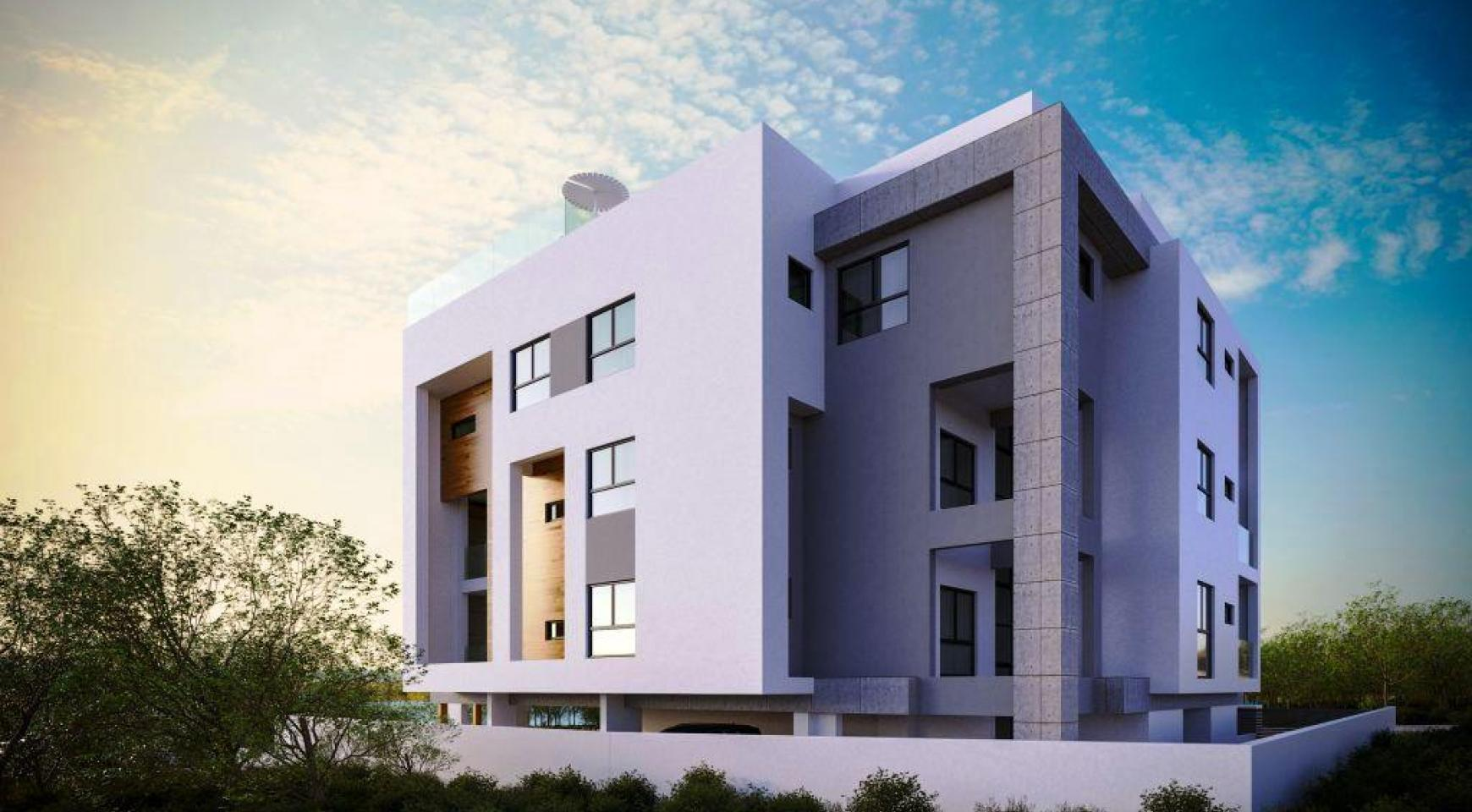 Contemporary One Bedroom Apartment in a New Project in Columbia Area - 8