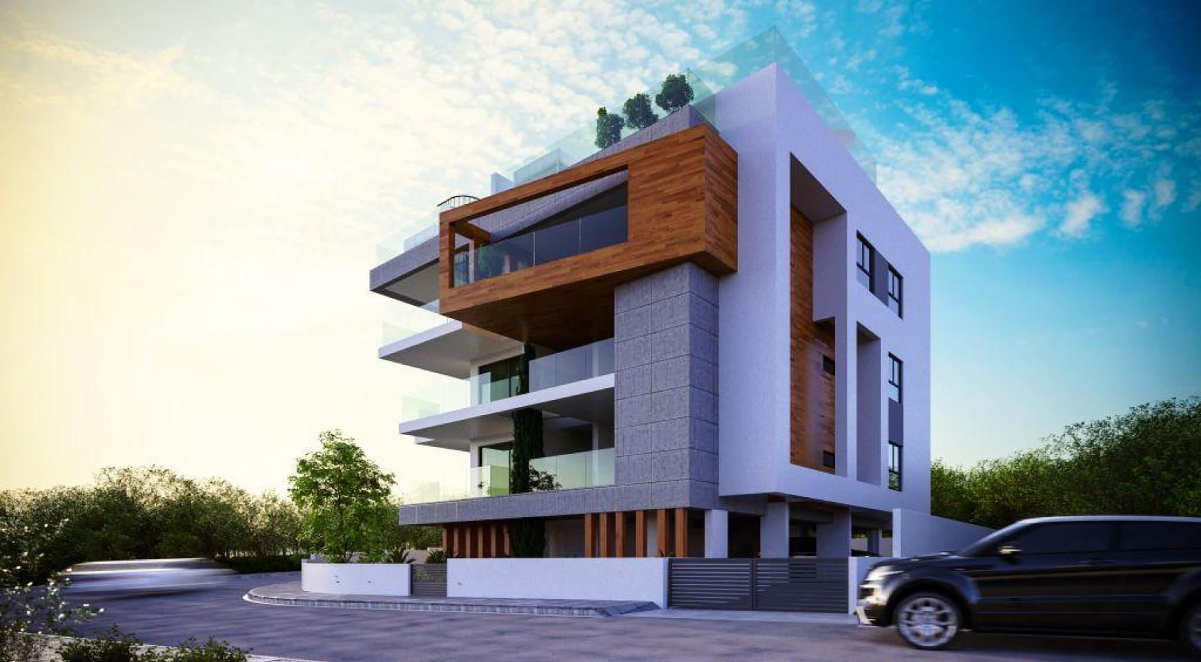 Contemporary 3 Bedroom Penthouse with a Private Swimming Pool - 7