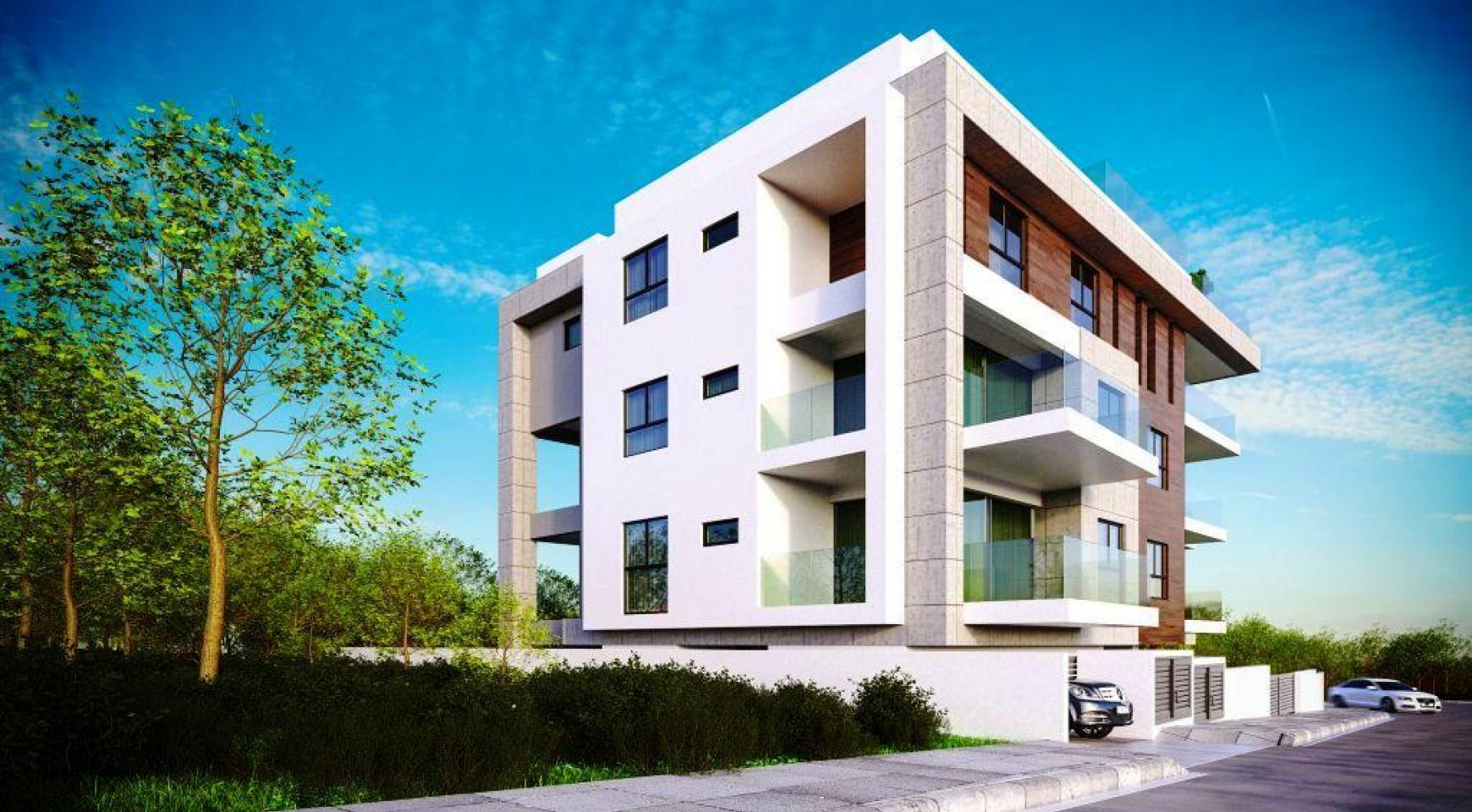 Contemporary 3 Bedroom Penthouse with a Private Swimming Pool - 9
