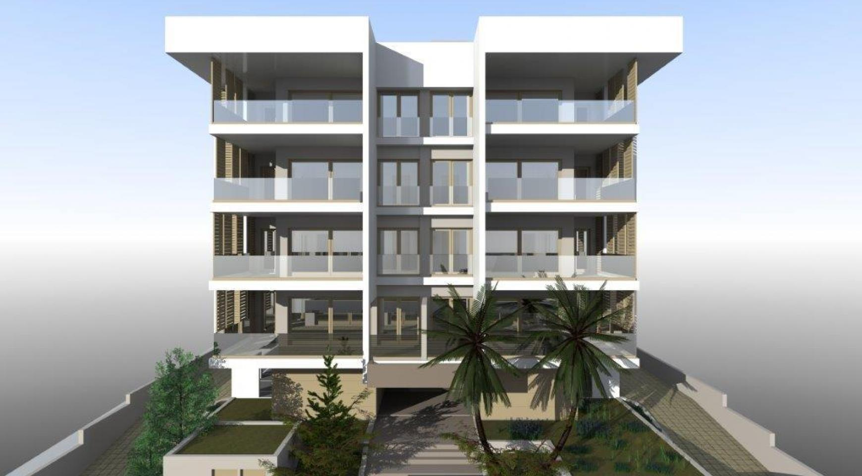 New Spacious 3 Bedroom Apartment  near the Sea - 9