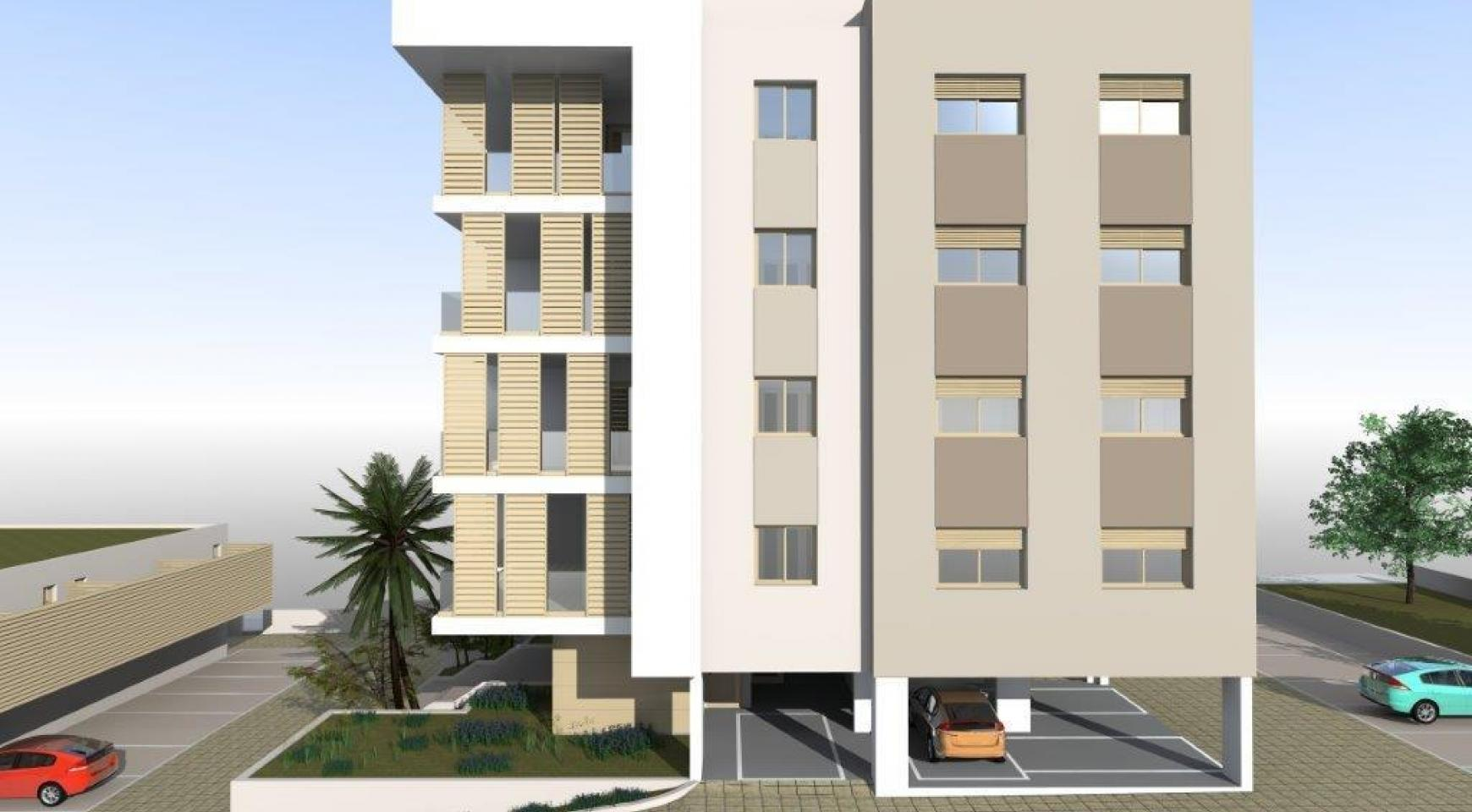 New Spacious 3 Bedroom Apartment  near the Sea - 8