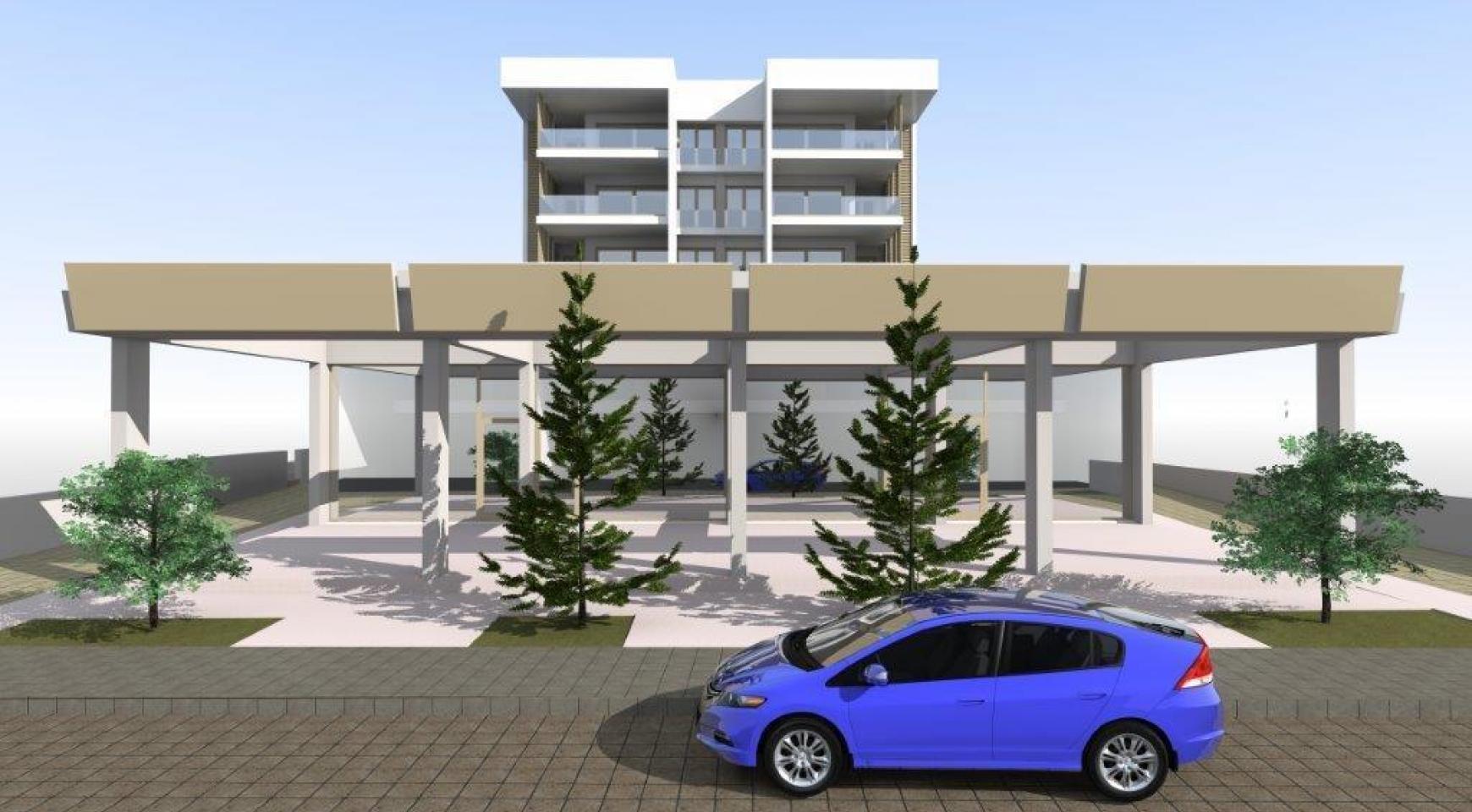 New Spacious 3 Bedroom Apartment  near the Sea - 4