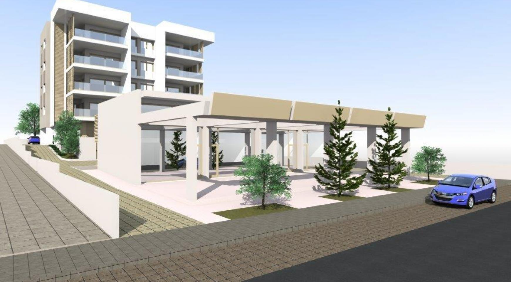 New Spacious 3 Bedroom Apartment  near the Sea - 2