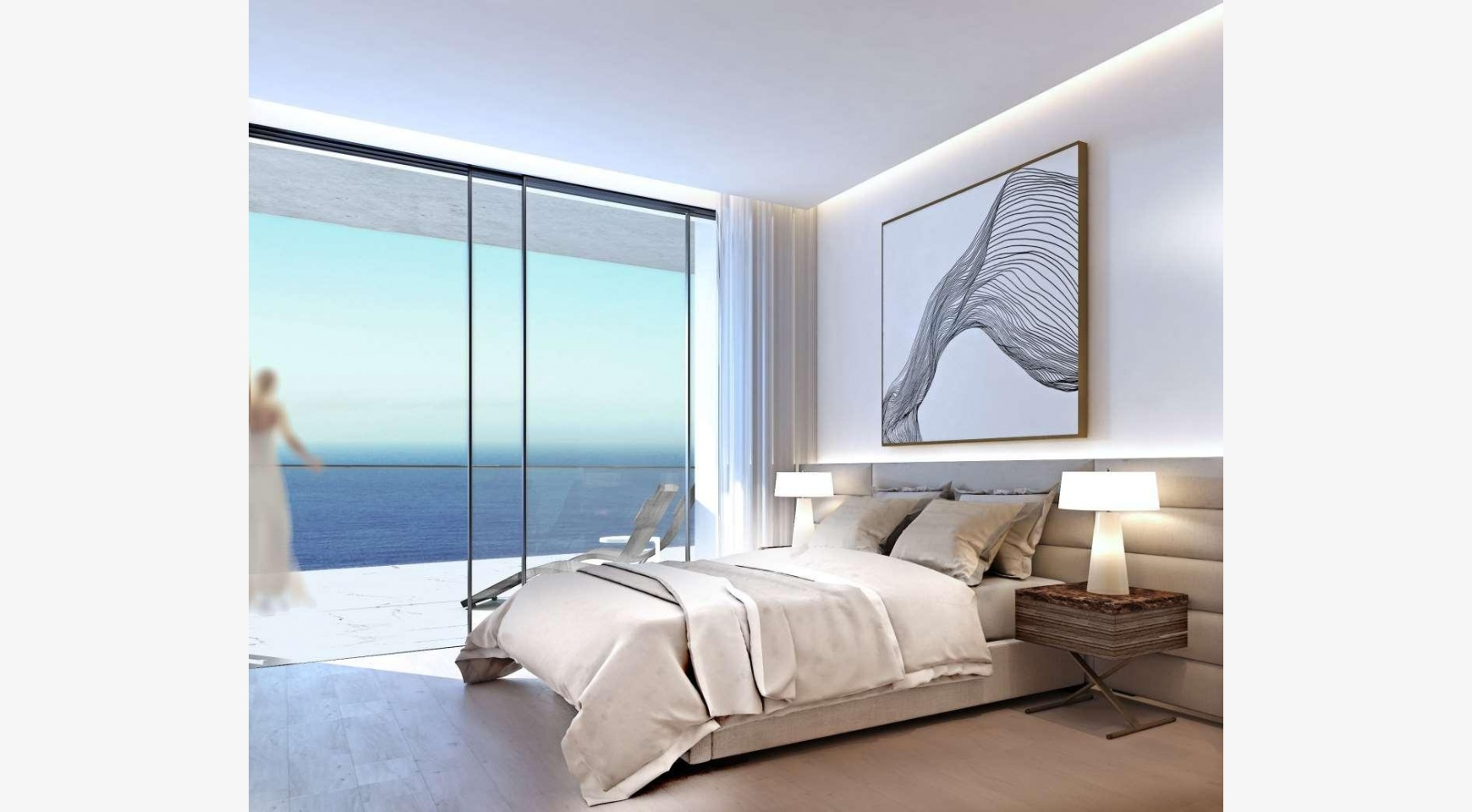 Luxury One Bedroom Apartment in a New Project by the Sea in the City Centre - 8