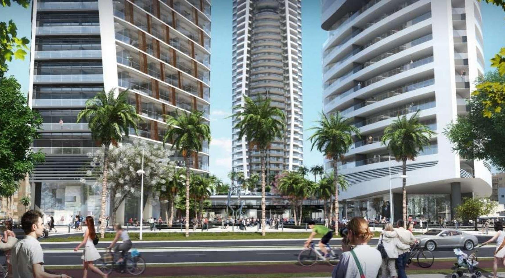 2 Bedroom Apartment in a New Project by the Sea in the City Centre - 2