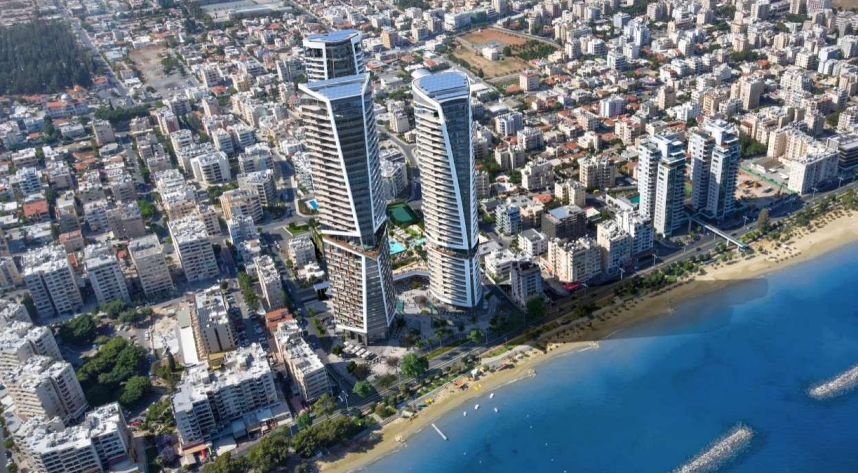 2 Bedroom Apartment in a New Project by the Sea in the City Centre - 4