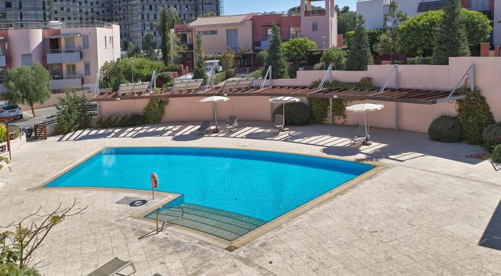 2 Bedroom Duplex Apartment Amathusa O 104 in a Prestigious Complex near the Sea  - 18