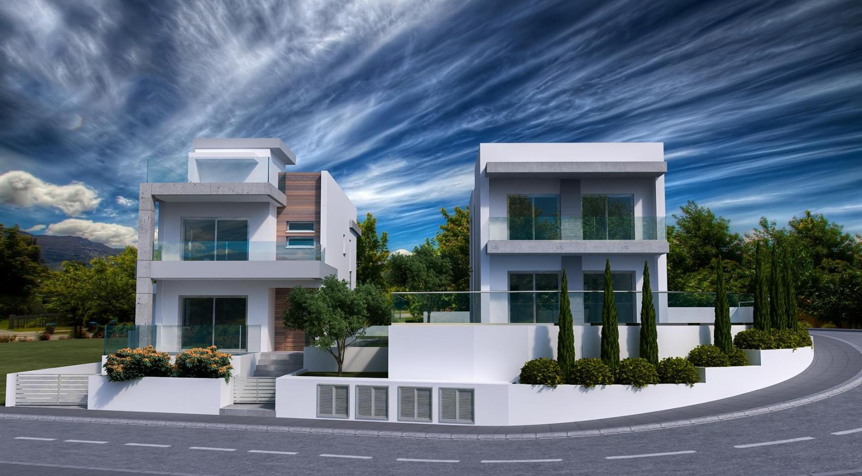 New 3 Bedroom Villa in Parekklisia Village - 3