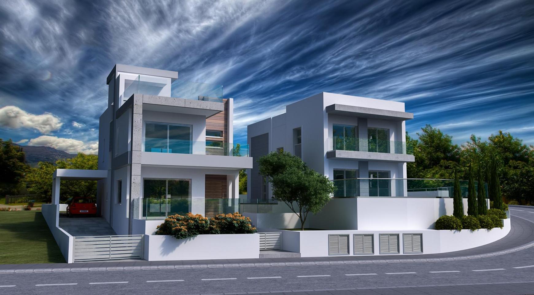 New 3 Bedroom Villa in Parekklisia Village - 5