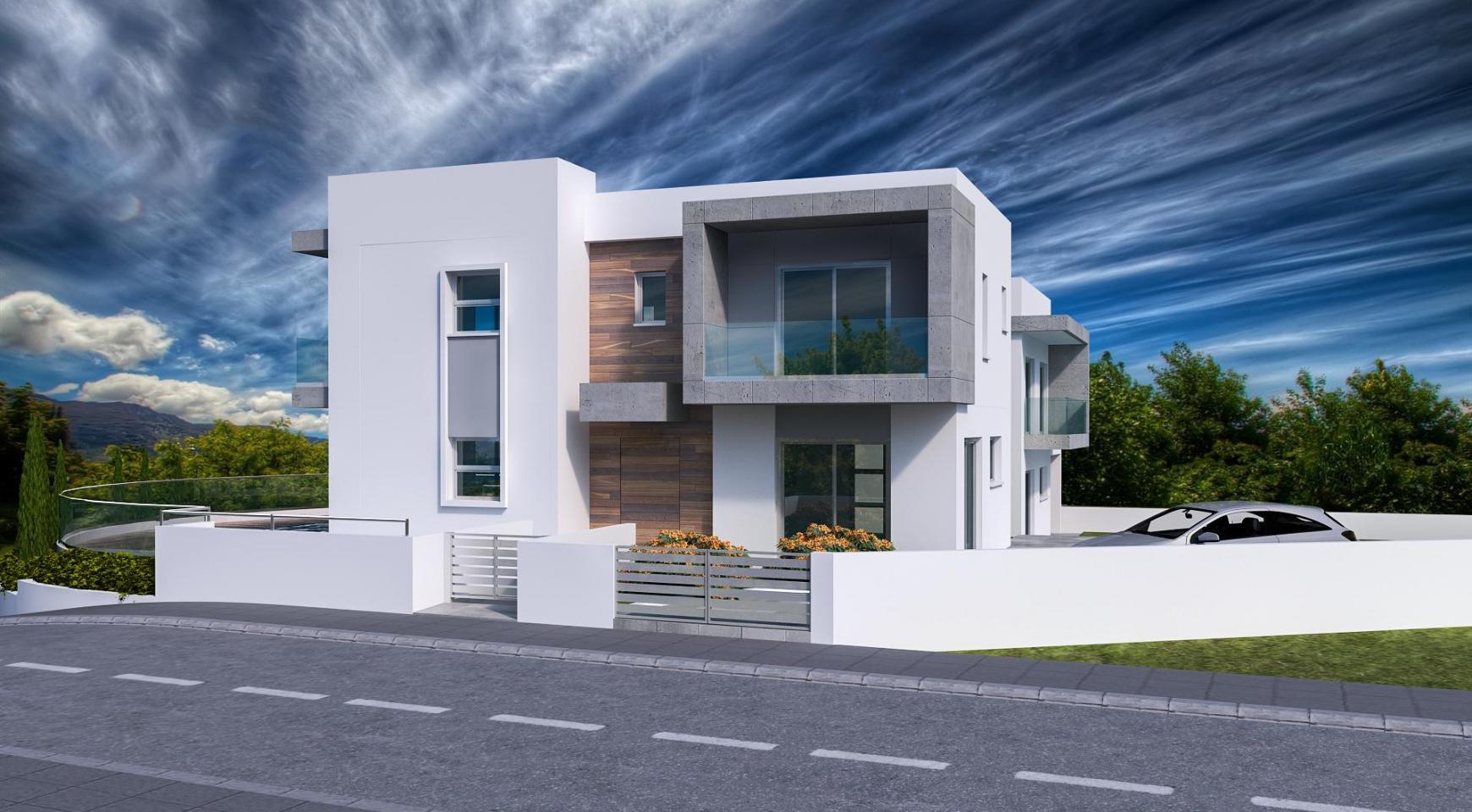 New 3 Bedroom Villa in Parekklisia Village - 1