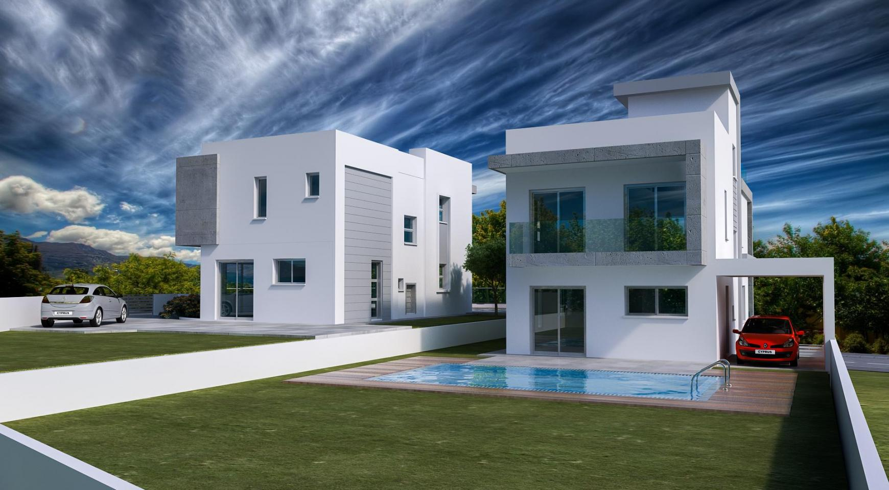 New 3 Bedroom Villa in Parekklisia Village - 6
